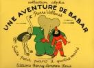 Une aventure de babar pour piano quatre mains de Pierre Vellones, edition Henru Lemoine Paris