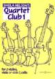 Quartet club 1 de Sheila Nelson's, édition Boosey et Hawkes