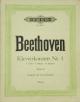 Extrait du premier mouvement du premier concerto de piano Op.15 de Beethoven